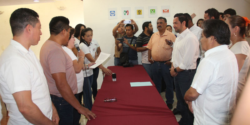 candidatos disputados locales