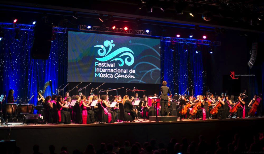 festival cancún espectaculos