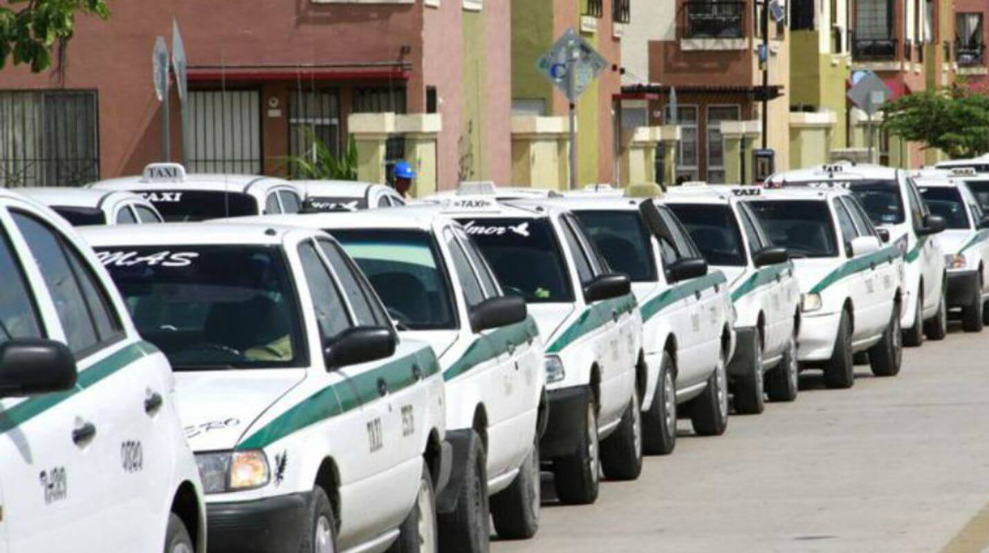tarifas taxis cancun