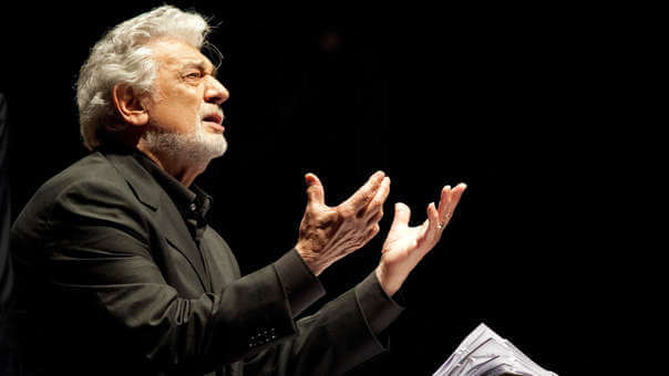 placido domingo acusado