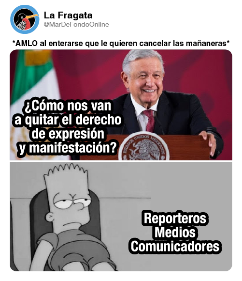 MDF-amlo-censura