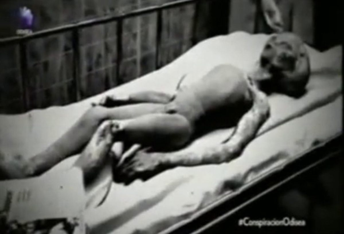 extraterrestre Caso Roswell